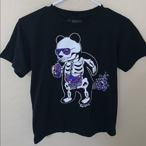 Riot Society kids top